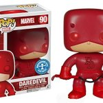Funko - Figurina Marvel - Daredevil Pop 10Cm