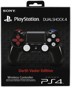 PlayStation 4- StarWars Dualshock, Controller - Special Limited