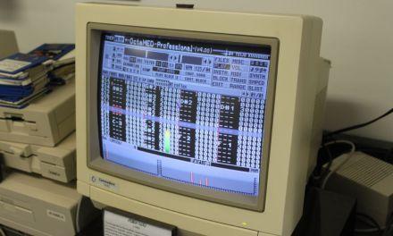 Amiga 16bit music