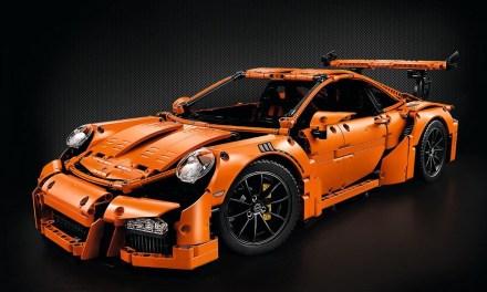LEGO Technic 911 GT3RS – 42056