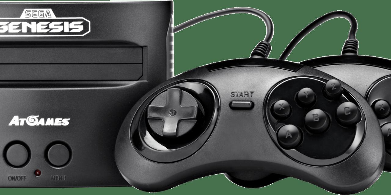 SEGA Mega Drive Original e Classic