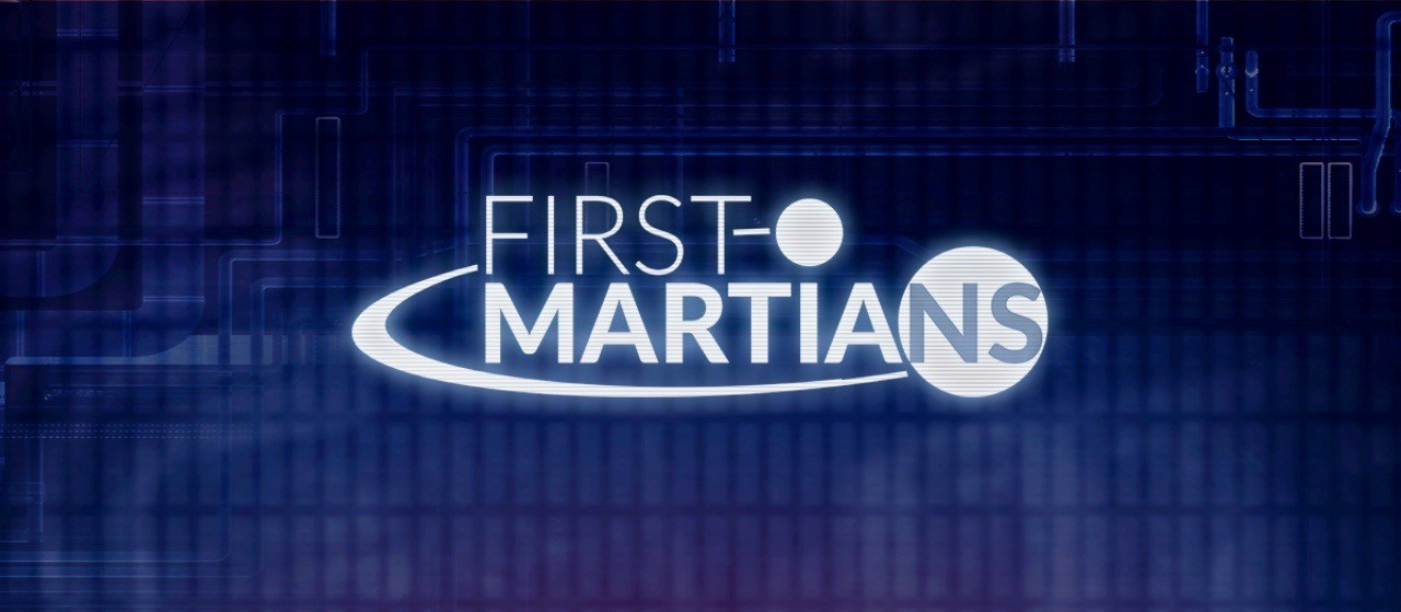 First Martian Flow Chart Map – Board Game