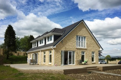 cd architects, architect in lanarkshire, allanton new build houses11