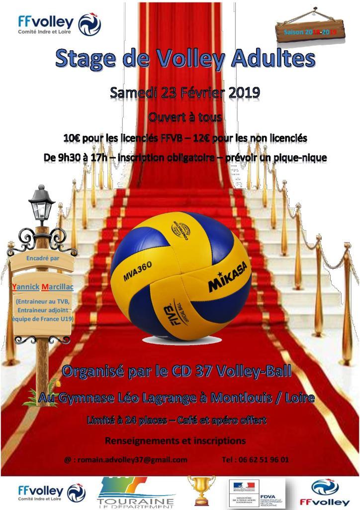 ed73cbe333584b Le samedi 23 Février à Montlouis Loire (Gymnase Léo Lagrange) de 9h30 à 17h
