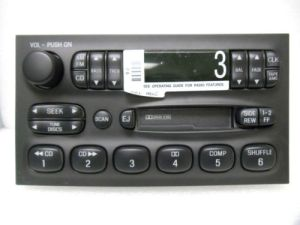 NEW MERCURY Villager NISSAN Quest Radio Tape Player OEM 99