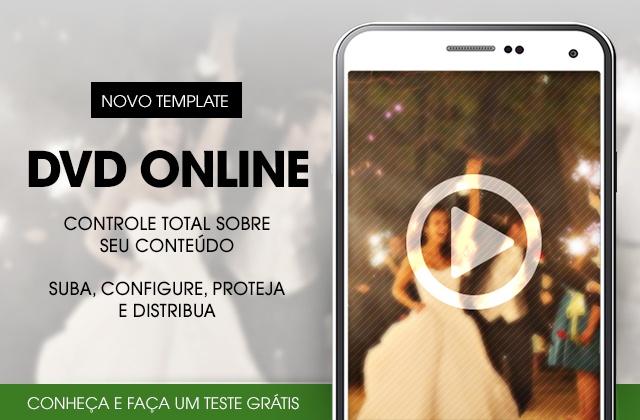 TEMPLATE DVD ONLINE