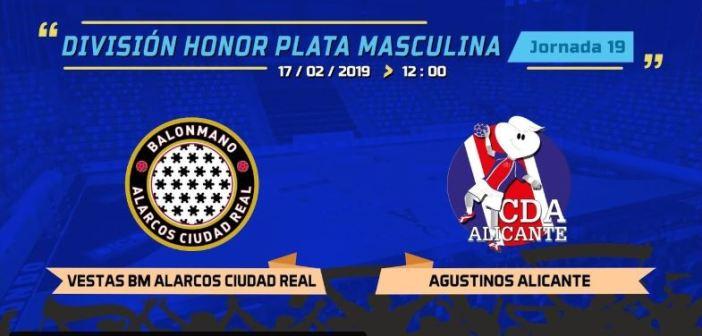 📺 DIRECTO | Sigue el partido entre Alarcos Ciudad Real y Agustinos por streaming