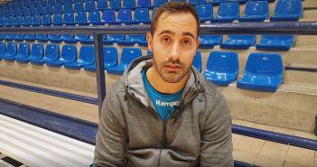 🎥 |Adrián Santamaría, jugador de la semana, equipo masculino DHPLATA