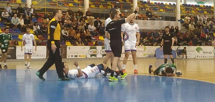 Crónica | Agustinos pierde injustamente (26-23) ante Conservas Alsur Antequera