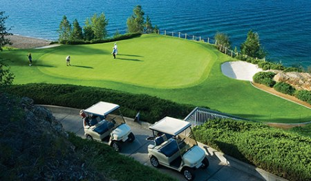 The Course   Golf   Discover   The Coeur d Alene Resort image