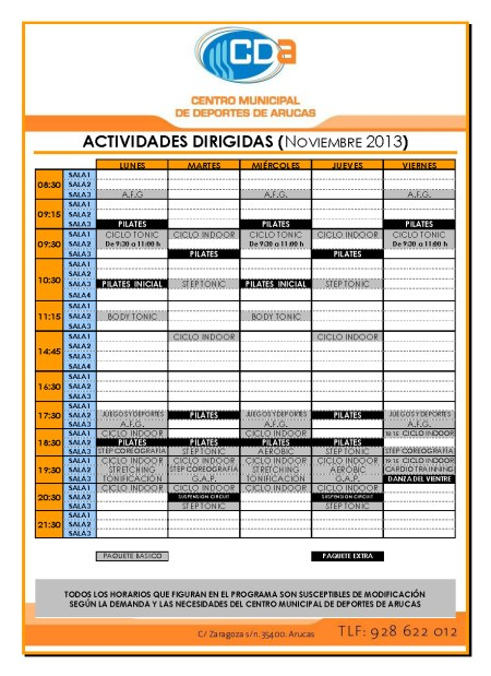 CUADRO DE ACTIVIDADES cda 11 Noviembre 2013_Página_2