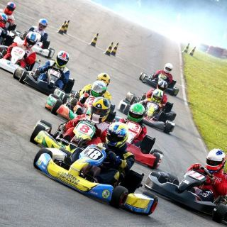 Health Benefits Of Go Karting