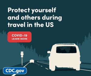 Protect yourself and others during travel in the US - COVID-19