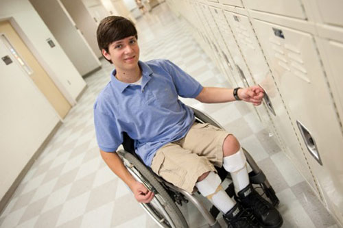 Image result for Living With Spina Bifida: Young Adults