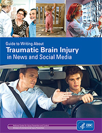 Guide to Writing about Traumatic Brain Injury in News and Social Media cover image