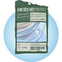 a bed net product