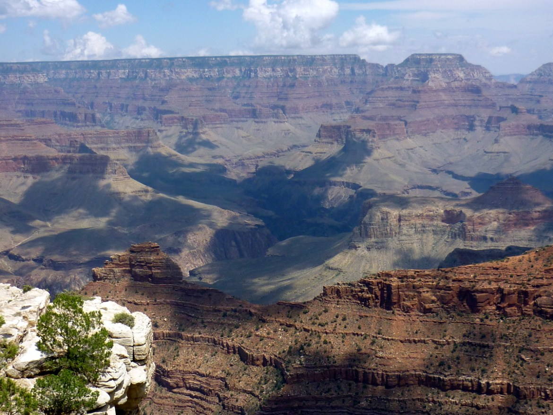 vue grand canyon