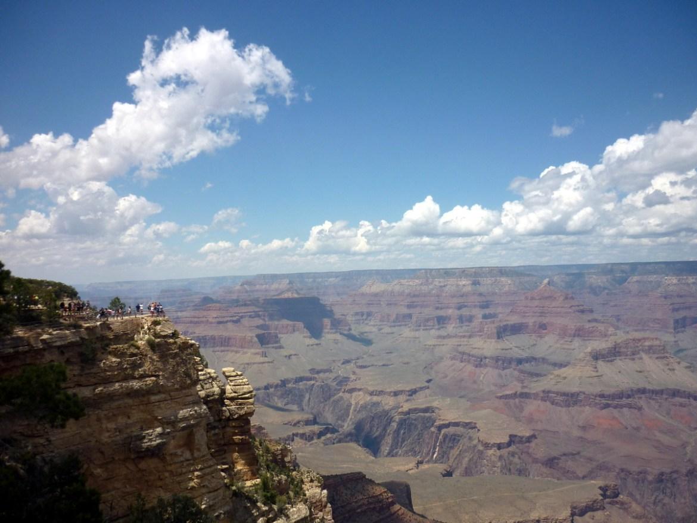 view grand canyon