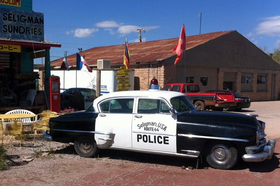 police route 66
