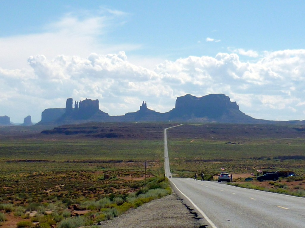 route monument valley