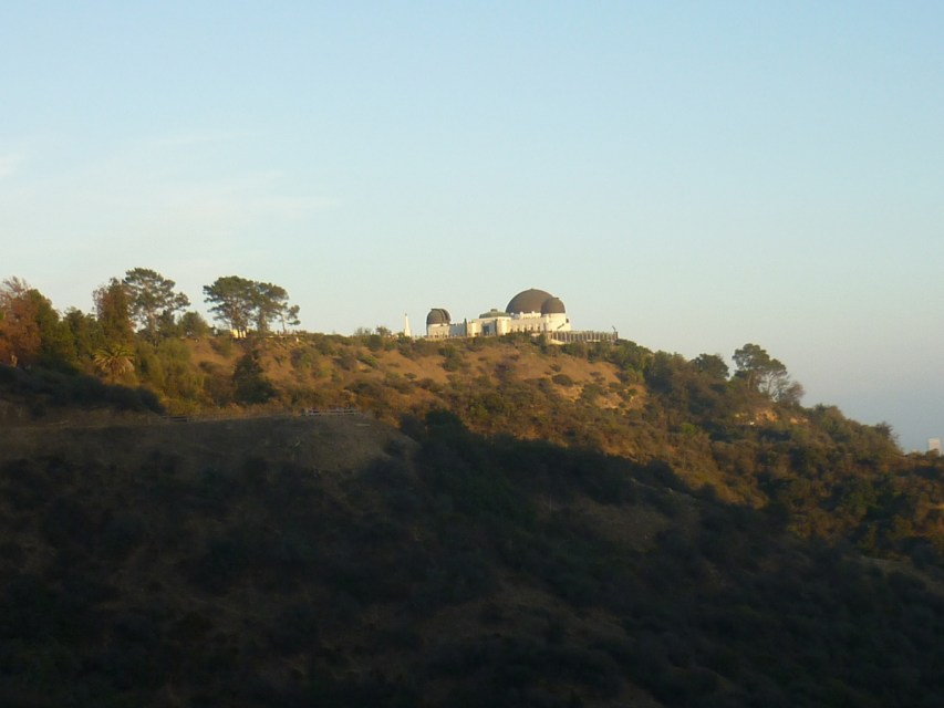 observatoire los angeles