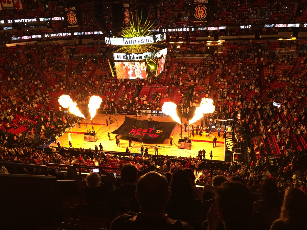 match miami heat