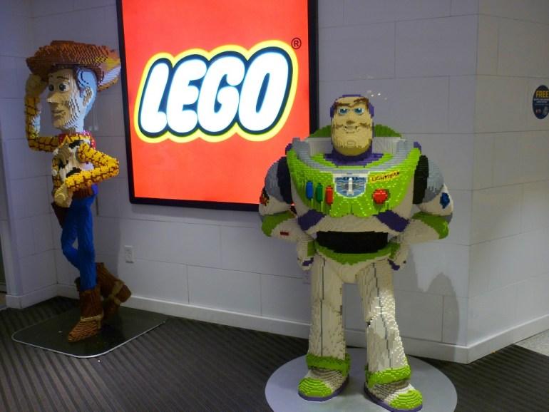 lego store disneyworld