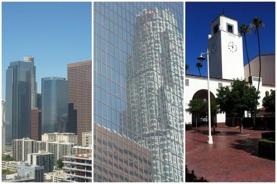 californie vue du downtown