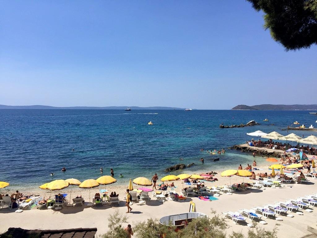plage Split