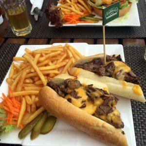 French fries - Full breakfast