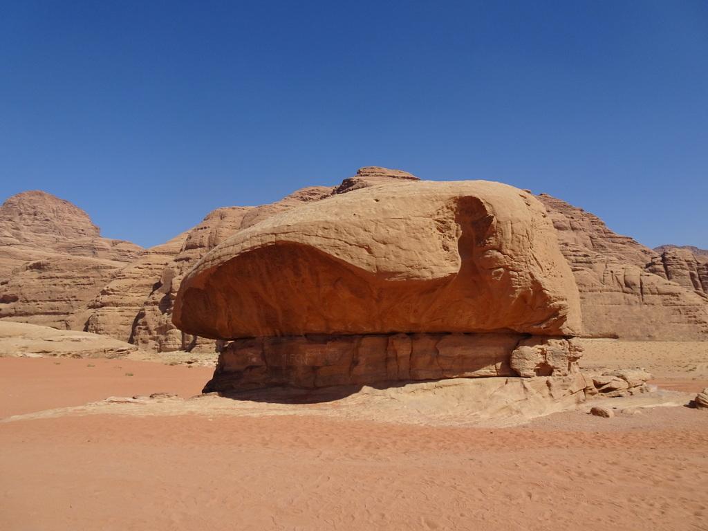 jordanie désert