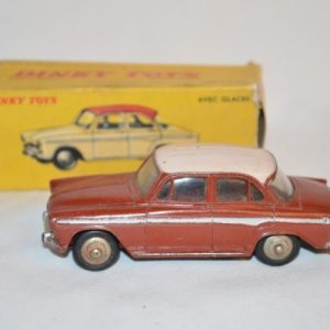 Dinky Toys - 1:43 - Simca Aronde P.60 - N°544