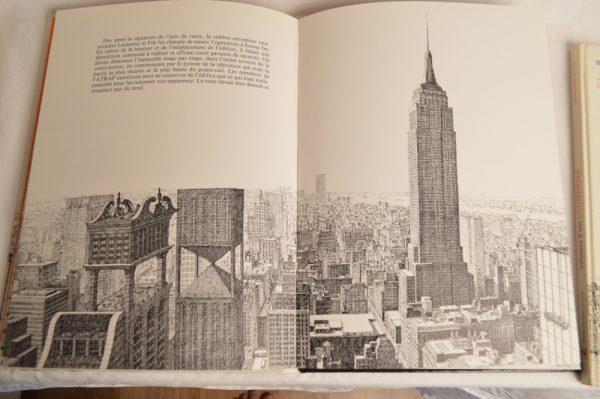 David Macaulay: La déconstruction ou la mort d'un gratte-ciel