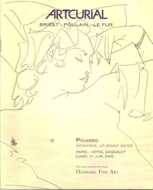 Artcurial: Pablo Picasso - Genevieve, un amour secret - Collection Art Catalog