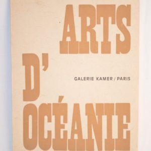 Arts d'Océanie - Galerie Kamer / Paris