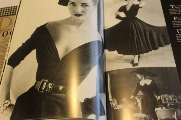 Dior in Vogue: Brigid Keenan foreword by Margot Fonteyn