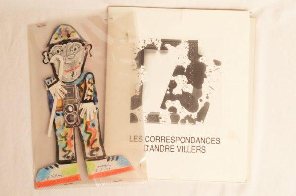Les correspondances d'André Villiers (Pable Picasso)
