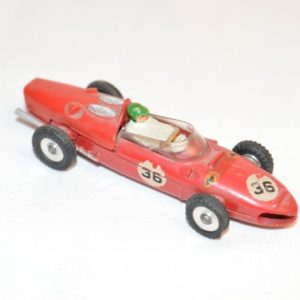 Dinky toys - 242 - Ferrari racing car F1 1/43