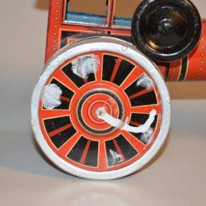 VEBE Unis France: n°13 - Rouleau compresseur en métal