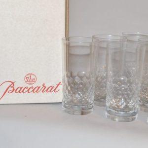 Baccarat, modèle ÉCAILLES CHAUNY PALERME