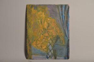 Jean CHEDAL (1904-?) - L'arlequin blanc