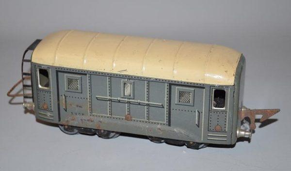 JEP - Wagon à bagages SNCF
