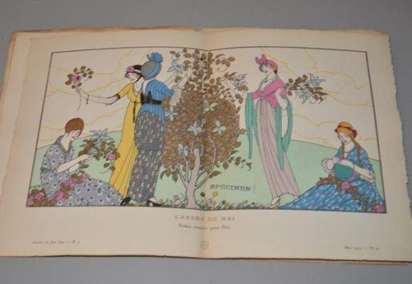 Revue mensuelle Gazette DU BON TON (N°5-1914- 2e Année)