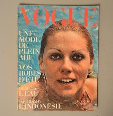 Vogue Paris - N°517 - Juin/juillet 1971 - Kiki Caron