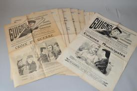 Le journal Guignol illustré (1915-1916)