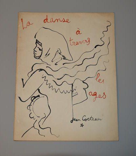 Opéra de Marseille – Jean Cocteau – La danse à travers les ages – 1946