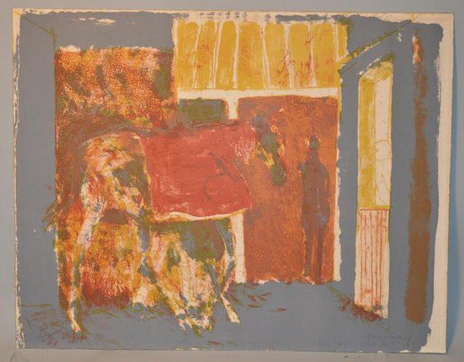 Paul GUIRAMAND (1926-2007) – Tableau modernes et contemporain