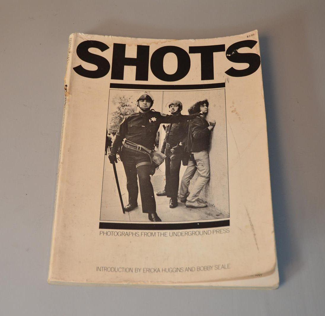 SHOTS – Photographs from the Underground Press – David Fenton – 1971