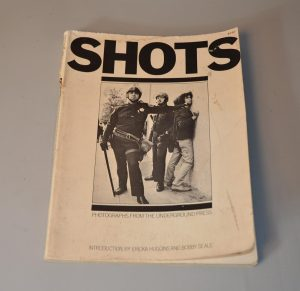 SHOTS: Photographs from the Underground Press - David Fenton - 1971