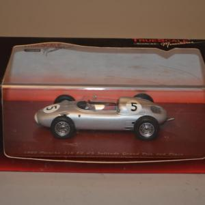 TrueScale TSM114309 - Voiture Porsche 718 F2 Solitude GP1960 No5